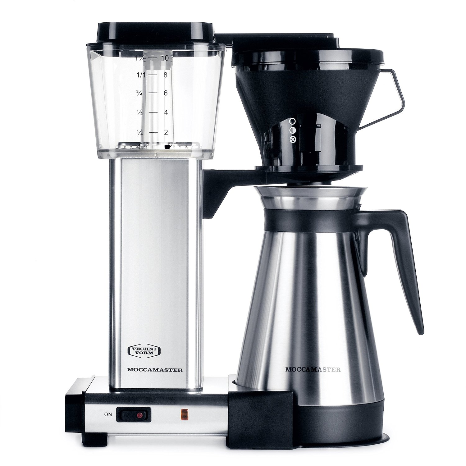 best quality and consistency drip coffee maker